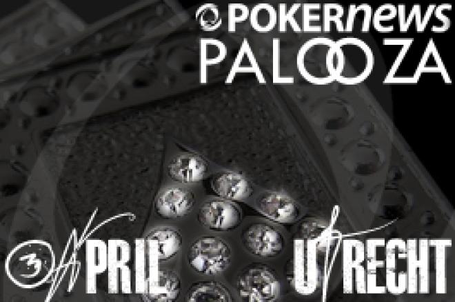 PokerNews PALOOZA - 3 april groot PokerNews toernooi