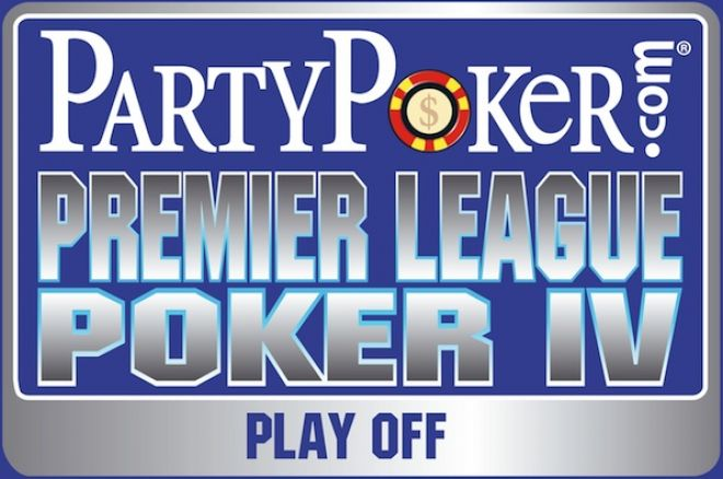 PartyPoker Premier League IV Playoffs: Day 2 0001