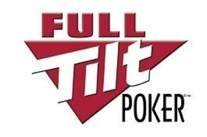 Sekmadienio pramoga - $1000 nemokamas turnyras Full Tilt kambaryje. Skubėkite kvalifikuotis 0001
