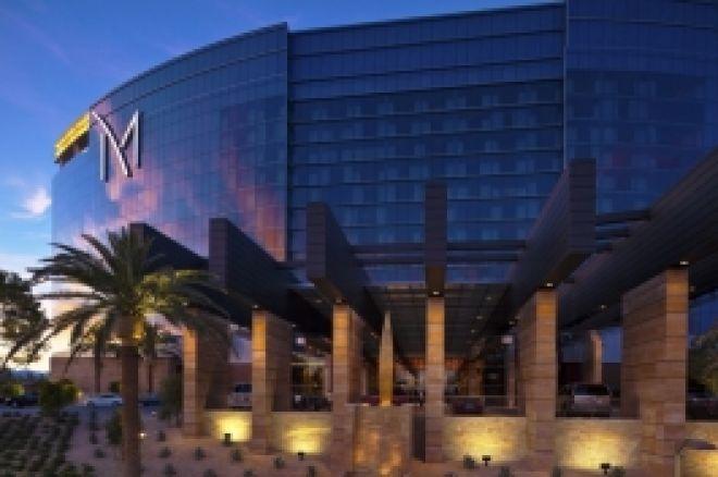 PokerNews žvilgsnis į prabangą - M pramogų centras Las Vegase 0001