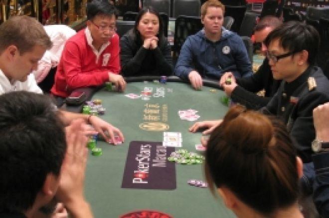 扑克之星澳门推出澳门杯扑克锦标赛 0001