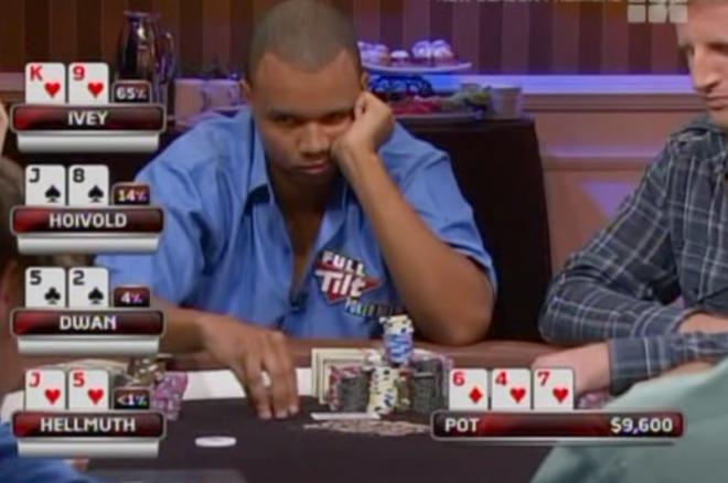 High Stakes Poker seizoen 6 aflevering 1