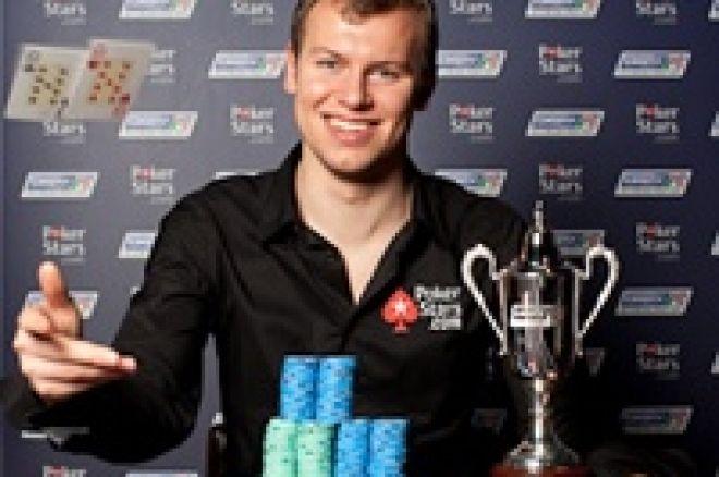 Joeri Zandvliet спечели Pokerstars UKIPT Manchester 0001