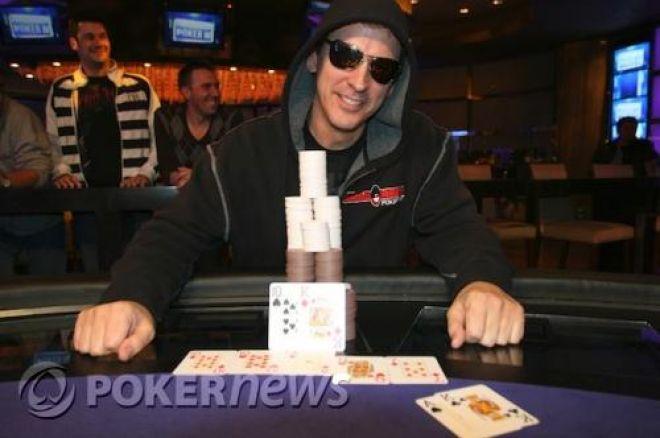 Party Poker Premier League IV, Heat 4: A Hat Trick For Phil Laak 0001