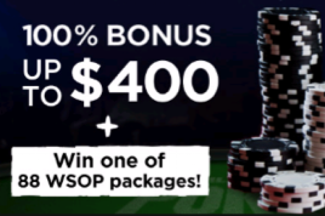 8 Ways To The WSOP With 888 0001