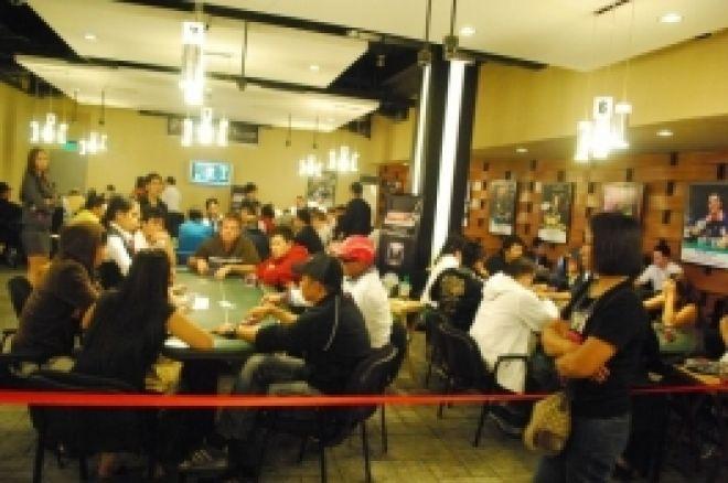 亚洲扑克新闻精选扑克室:Metro Card 俱乐部 0001