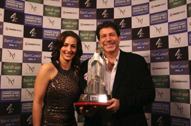 PartyPoker Premier League IV: David Benyamine Crowned Premier League Champion 0001
