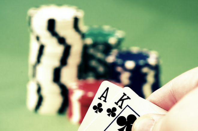 Покер БЛОГ: Sit N Go - Как да играем асо-поп? 0001