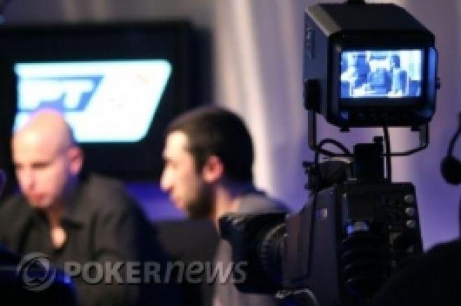 Pokernews Teleexpress - Z ekranu telewizyjnego na stolik pokerowy, NAPT w internecie... 0001