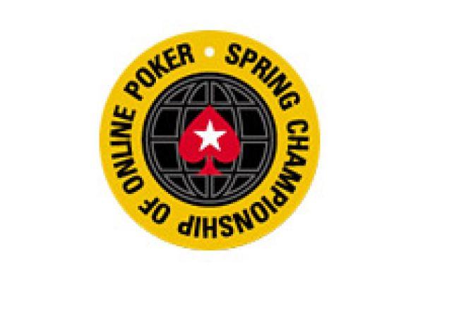PokerStars paskelbė savo Pavasario Interneto Pokerio Čempionato turnyrų grafiką 0001