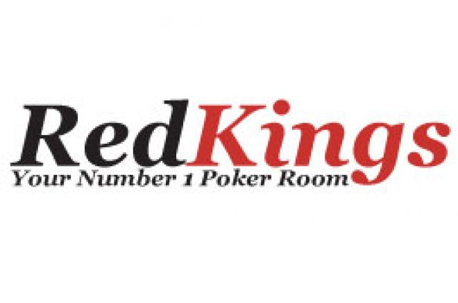 Red Kings turnyras su $1,000 papildomu priziniu fondu ir EPT atrankos turnyro bilietu. 0001