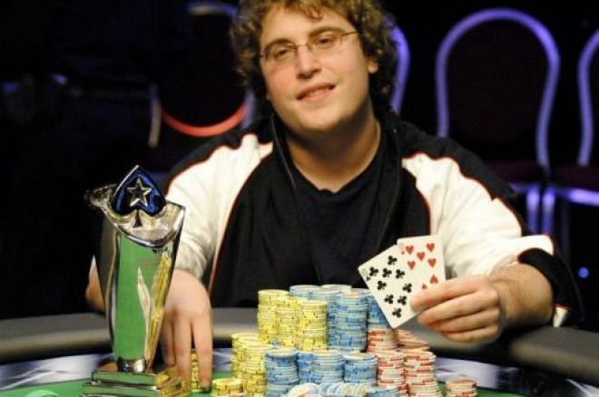 "PokerStars.net North American Poker Tour Day 5: Tom ""Kingsofcards"" Marchese Is The Last Man... 0001"