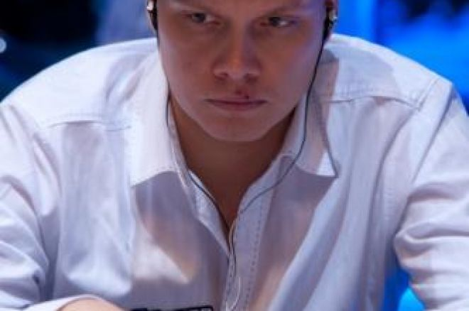 The Online Railbird Report: Sahamies Rides the High-Stakes Roller Coaster 0001