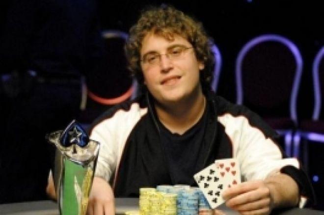 První ze série North American Poker Tour zná vítěze! 0001