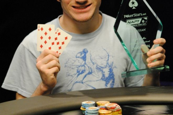 PokerStars.net North American Poker Tour High-Roller: Ashton Griffin Wins 0001