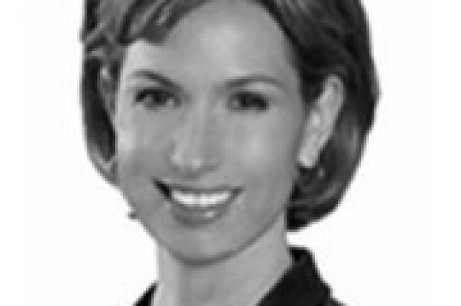 Ruth Parasol – Bohatá, krásná a inteligentní - zakladatelka PartyPokeru 0001