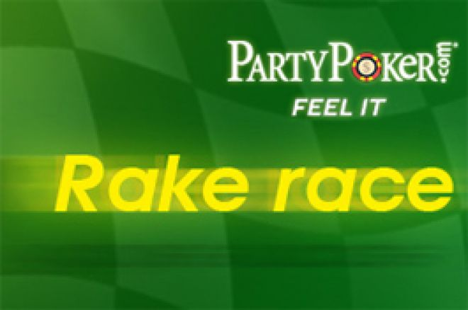 PartyPoker/PokerNews WPT Rake Race