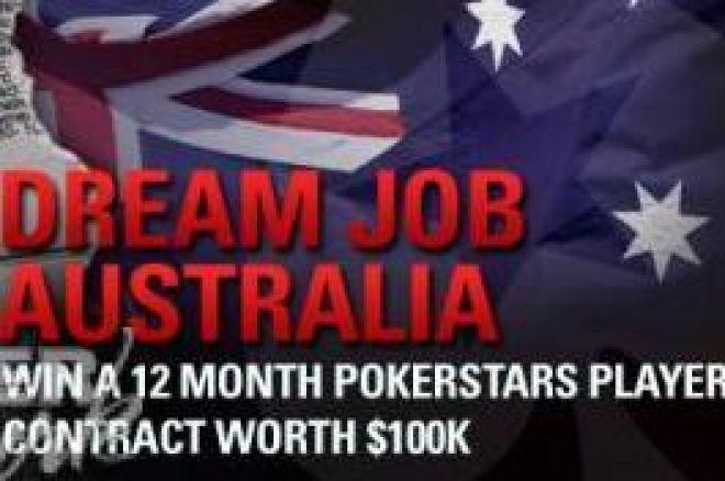Unistuste töö Austraalias