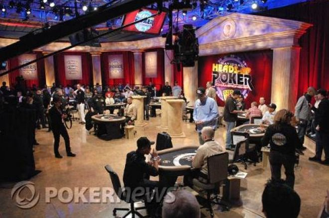 The Nightly Turbo: NBC National Heads-Up Poker Championship Betting Odds, a Charity Poker... 0001