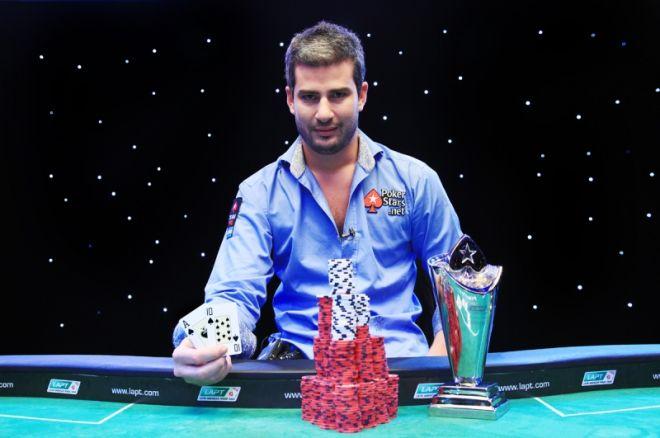 Jose 'Nacho' Barbero från team pokerstars pro vinner LAPT Punta del Este 0001
