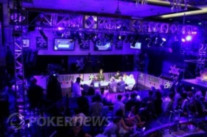 Mesa final de las World Series of Poker Europe 2.009 en ESPN - Vídeos de aperitivo 0001