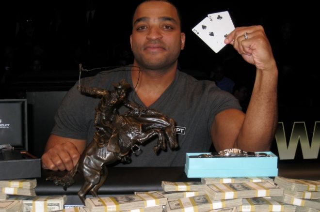 World Poker Tour LA Poker Classic: LeRon Washington Wins Celebrity Invitational 0001