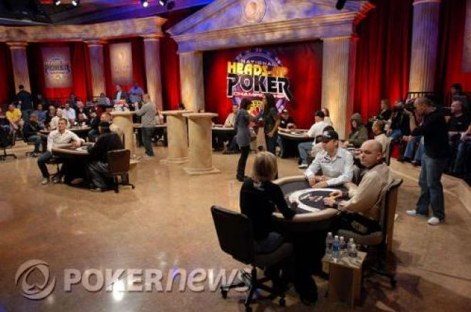 NBC Heads-Up Poker Championship: The Bracket is Set 0001