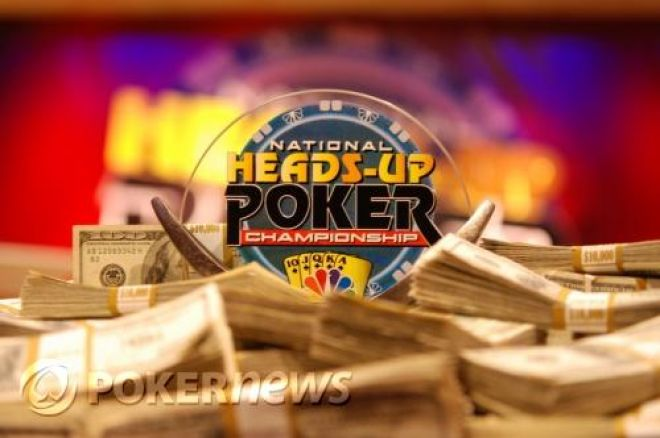NBC Heads-Up Poker Championship: Phil Ivey, Doyle Brunson and Phil Hellmuth Among 32... 0001