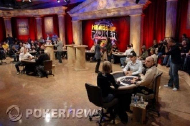 NBC Heads-Up Poker Championship: Rozlosování a první kolo 0001
