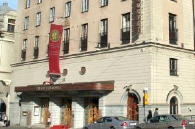 NYTT RÅN: Värdetransport rånat utanför Casino Cosmopol i Stockholm 0001
