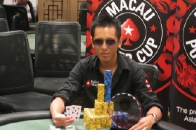 Raymond Wu 2010年Red Dragonメインイベント優勝者 0001