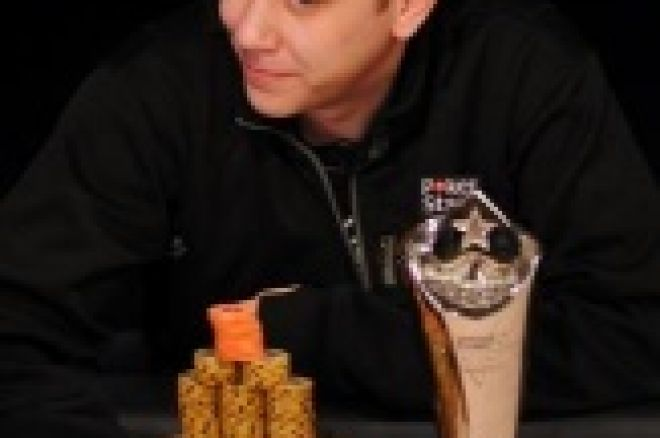 Kevin MacPhee vinner PokerStars EPT Berlin 0001