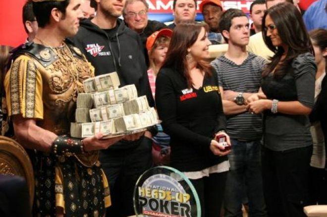 Annie Duke Claims NBC National Heads-Up Poker Championship 0001