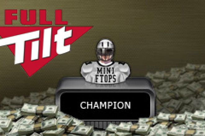 mini ftops fulltilt poker