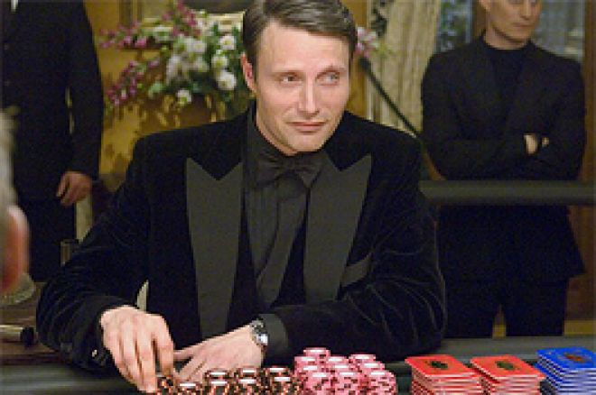 Femme du chiffre casino royale