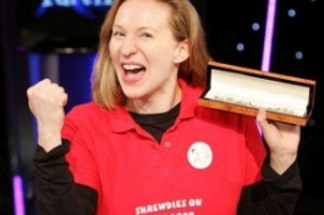 PartyPoker обяви Women's World Open IV 0001