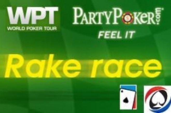 Závod na PartyPoker o ceny za $23,000 a vstupenky na WPT 0001