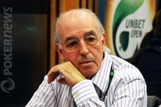 Michel Dhrey  : un passionné de poker monte au filet