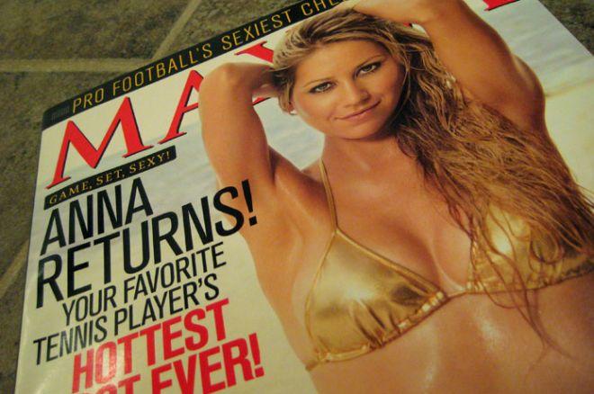 Топ 20 най-секси покер дами според списание Maxim 0001