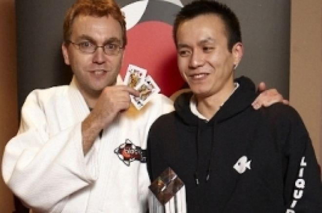 Paul Pham спечели първия Black Belt Poker Live 0001