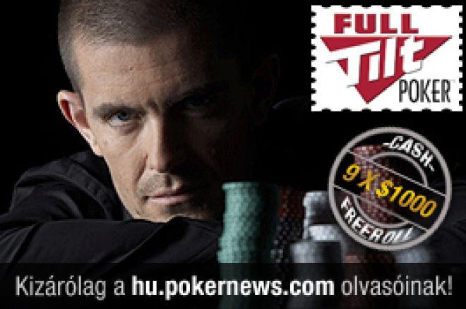 Nagyban dübörög a PokerNews/Full Tilt Poker $1000 Cash Freeroll! 0001