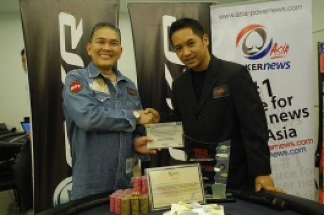 Mark Pagsuyuin赢得了TPC:Plugged In锦标赛的冠军 0001