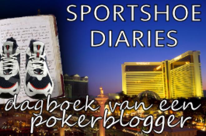 Sportshoe Diaries - Hoog van de toren blazen