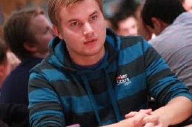 Finalbordet uppdukat i Nordic Masters of Poker 0001