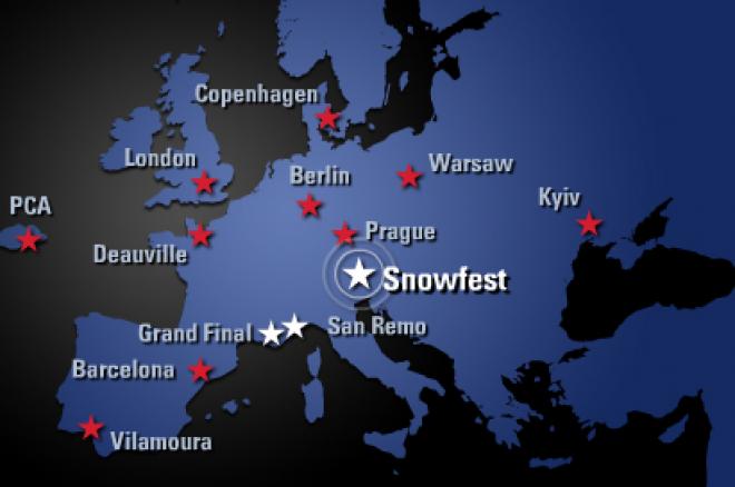 EPT SNOWFEST: 21-26 март 0001