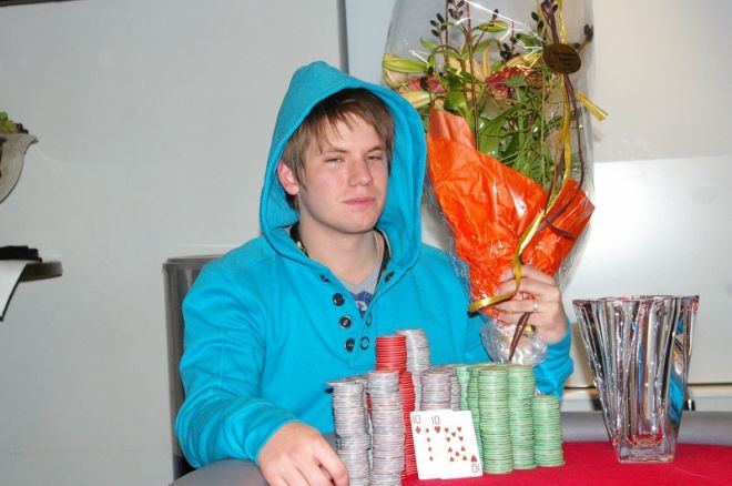 På plats - Mikael Heideman vinner Nordic Masters of Poker 0001