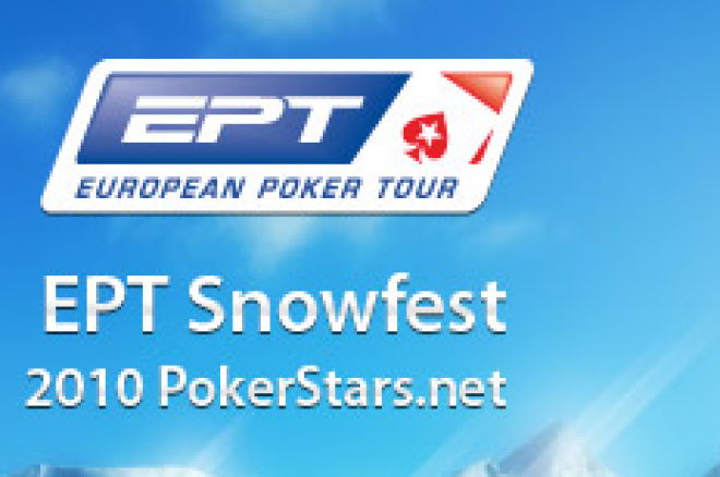 pokerstars european poker tour snowfest