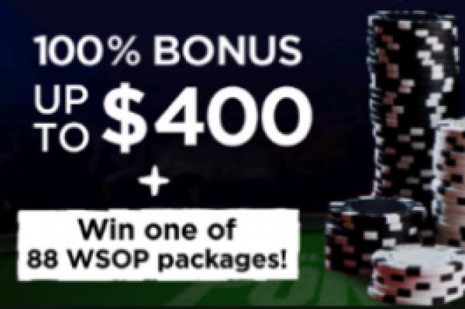 8 sposobów na WSOP razem z 888 0001