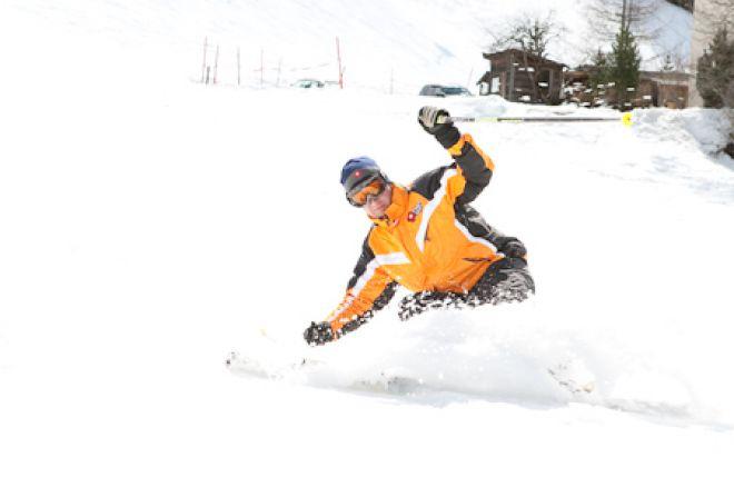 Kent Lundmark bästa svensk inför dag 2 i EPT Snowfest 0001