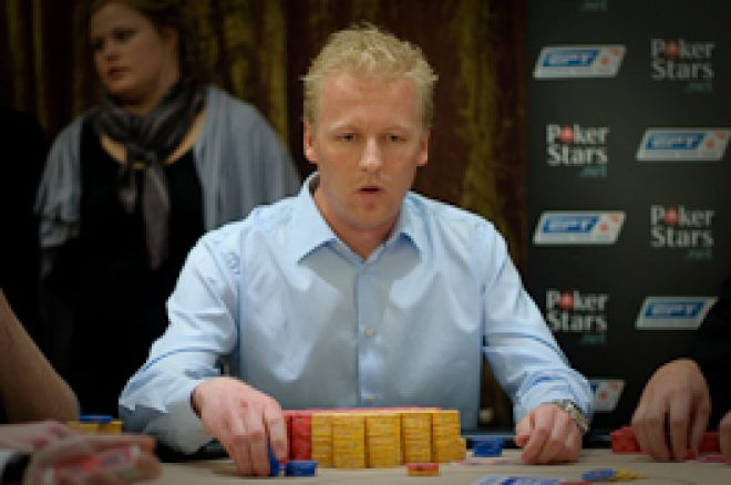 PokerStars.net EPT Snowfest Day 3: Baekke Takes the Biscuit 0001